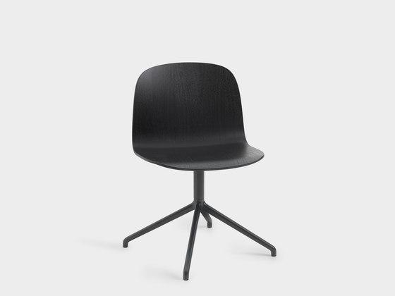 Visu Wide Chair | Swivel Base von Muuto | Stühle