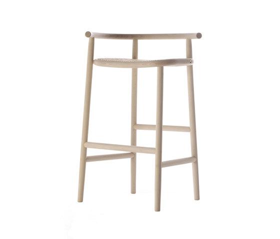 Single Curve Barstool von WIENER GTV DESIGN | Barhocker