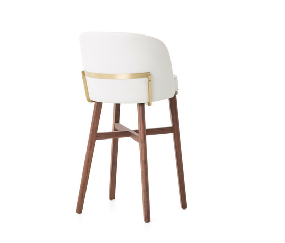 Bund High Chair by Stellar Works | Bar stools