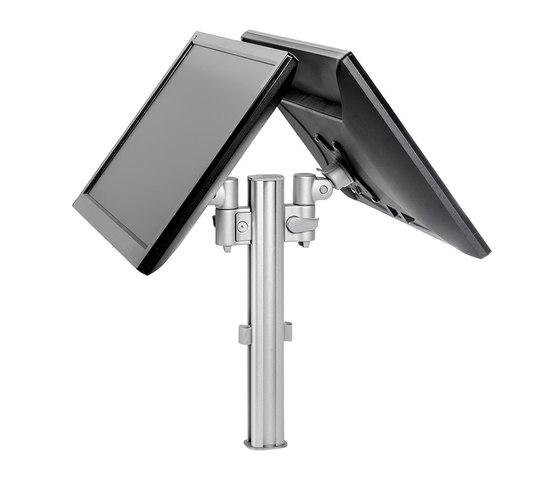 Modular   Desk Monitor Mount SD1340S by Atdec   Table equipment