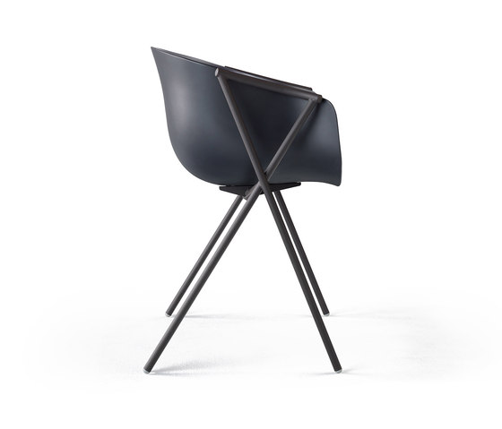 Bai Chair di ONDARRETA | Sedie visitatori