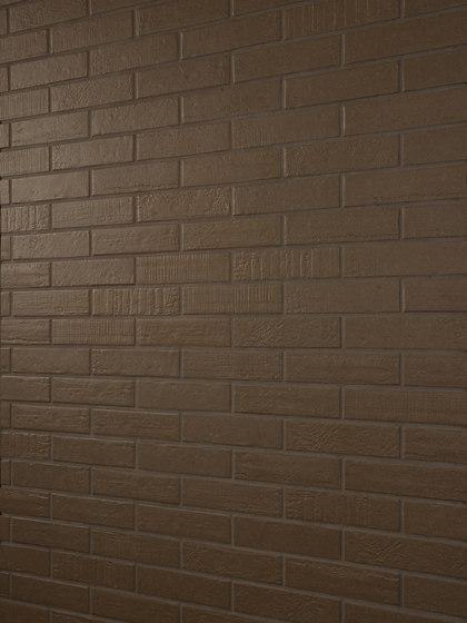 Brick Design Moka de EMILGROUP   Carrelage céramique