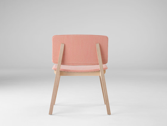 Mikado XL Chair by ONDARRETA | Visitors chairs / Side chairs