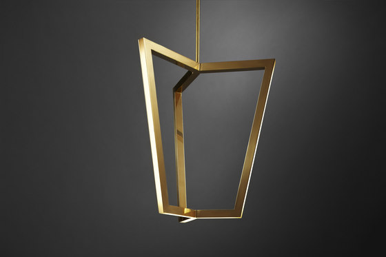 Asterix Triptyx by Christopher Boots | Suspended lights