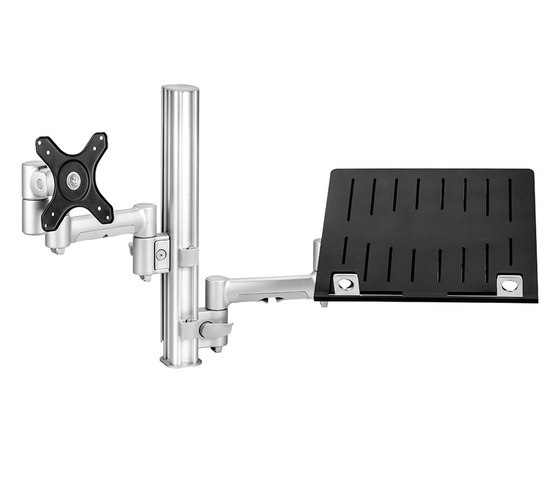 Modular | Desk Monitor Mount SNC4640S by Atdec | Table equipment