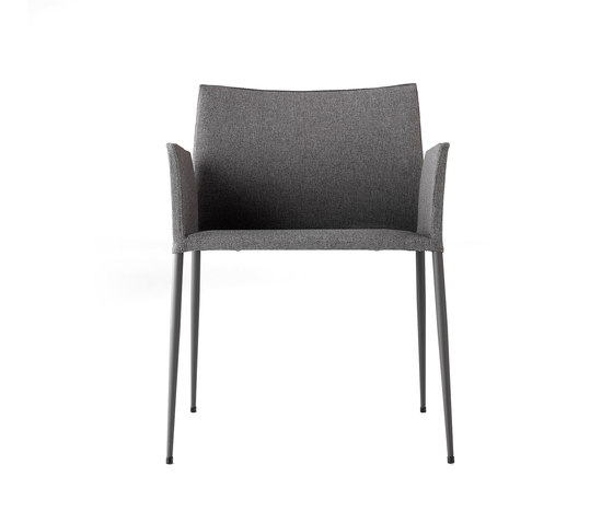 Moka XL Armchair by ONDARRETA | Visitors chairs / Side chairs