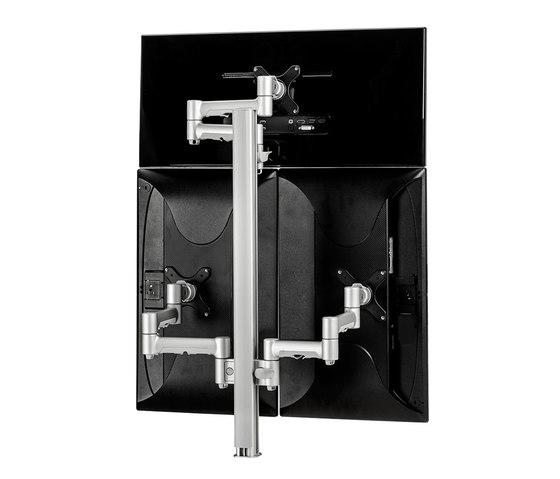 Modular | Desk Monitor Mount ST4675S by Atdec | Table equipment