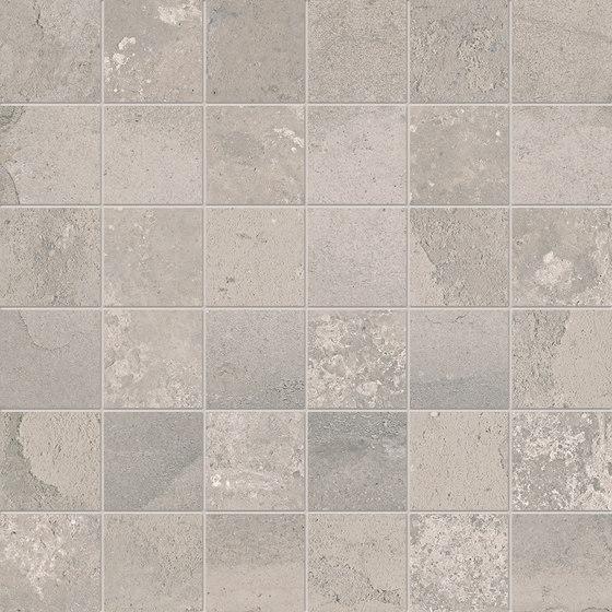 Kotto XS Mosaico Cenere di EMILGROUP | Mosaici ceramica
