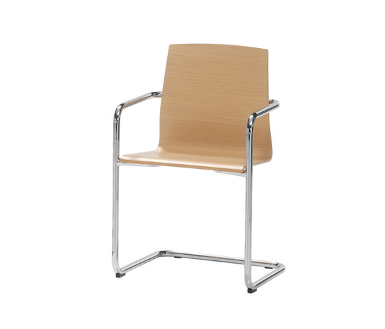 Ginger by Inclass | Visitors chairs / Side chairs