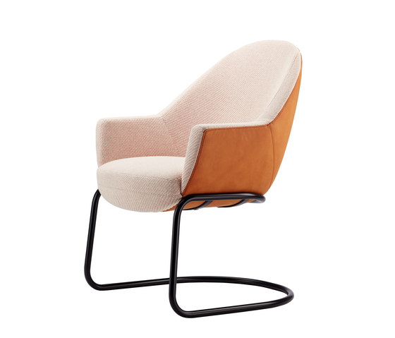 S 834 by Gebrüder T 1819 | Lounge chairs