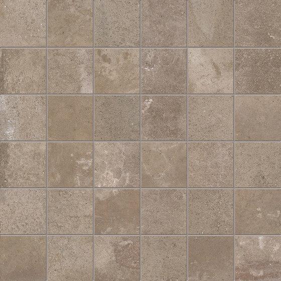 Kotto XL Mosaico Terra de EMILGROUP | Mosaicos de cerámica
