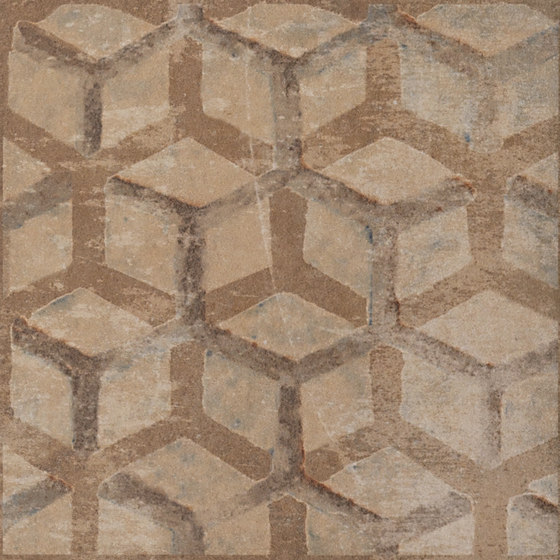 Kotto Decors Decò Art Mattone by EMILGROUP | Ceramic tiles