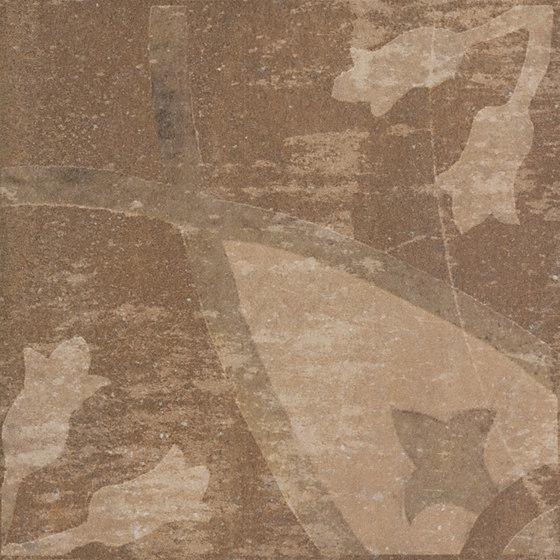 Kotto Decors Decò Art Mattone von EMILGROUP | Keramik Fliesen