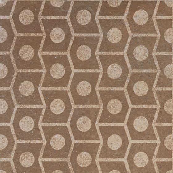 Kotto Decors Decò Sign Mattone by EMILGROUP | Ceramic tiles