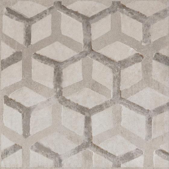 Kotto Decors Decò Art Cenere by EMILGROUP | Ceramic tiles