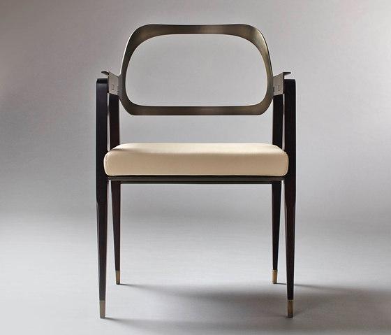 Carlton Chair von Rossato | Restaurantstühle