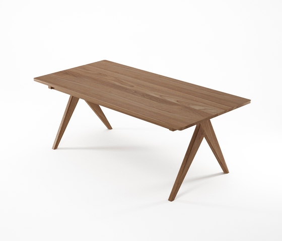 Tribute RECTANGULAR DINING TABLE 200 by Karpenter | Dining tables