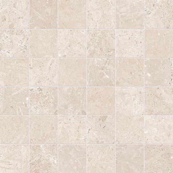 Milestone White Mosaico de EMILGROUP | Mosaicos de cerámica