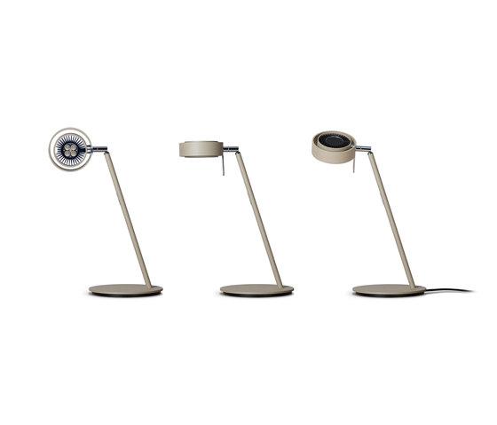 Pure Mini pu-mi-LED di Mawa Design | Lampade tavolo