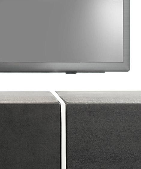 Magic Matrix TV Lowboard di Yomei | Credenze multimediali
