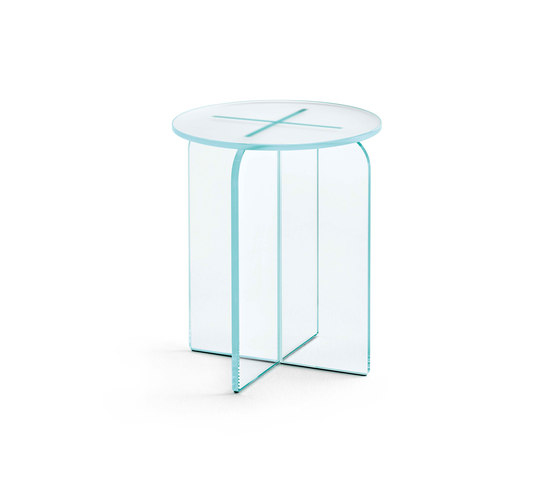 Opalina Stool | Small table by Tonelli | Side tables