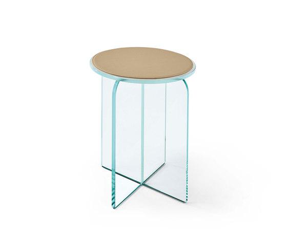 Opalina Stool | Small table de Tonelli | Mesas auxiliares