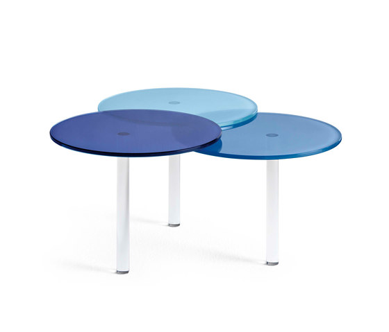 Lenses Cocktail table von Tonelli | Couchtische