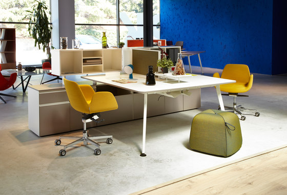 Atos by Koleksiyon Furniture | Desks