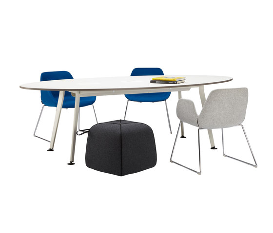 Atos by Koleksiyon Furniture | Contract tables