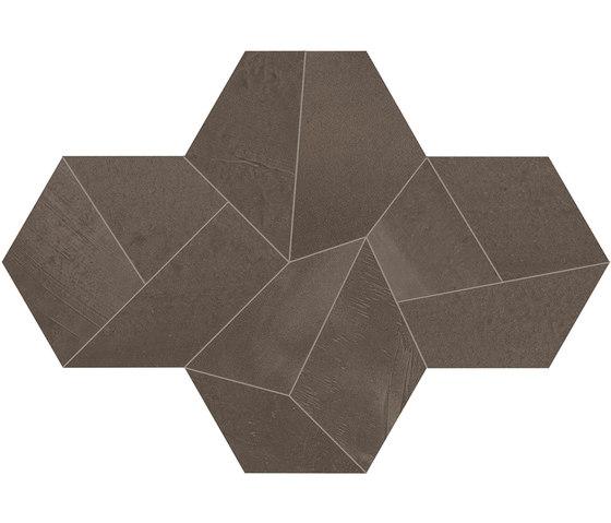 Architect Resin Design Miami Brown di EMILGROUP   Mosaici ceramica