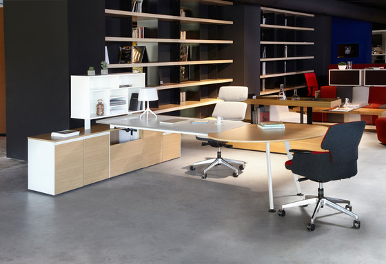 Atos by Koleksiyon Furniture | Desking systems