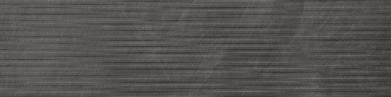Cornerstone Slate Black Parallelo de EMILGROUP | Carrelage céramique