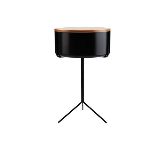 Drum table by Swedese | Side tables