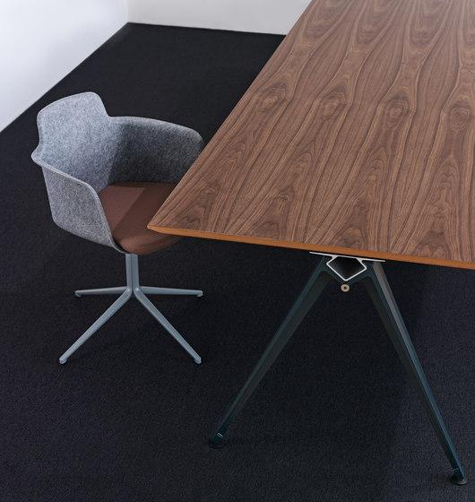 Grip Basic & Meeting de Randers+Radius | Tables de repas