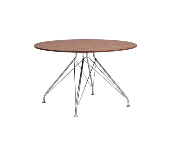 Wire Coffee Table di Overgaard & Dyrman | Tavolini da salotto