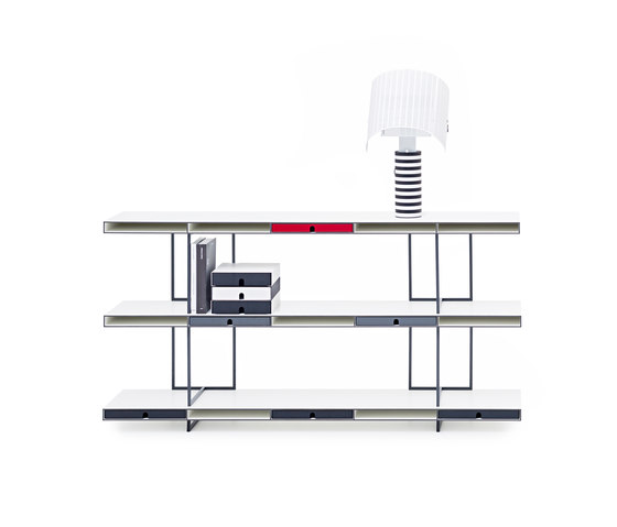 WOGG CARO Shelf Horizontal by WOGG | Office shelving systems