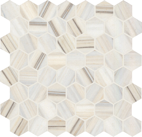 Re-Use Mosaico Design Bianco Ossigeno de EMILGROUP | Mosaïques céramique
