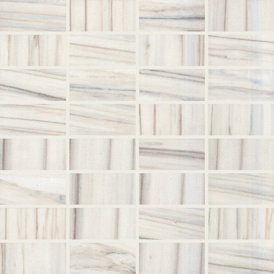 Re-Use Mosaico Simple Bianco Ossigeno di EMILGROUP   Mosaici ceramica