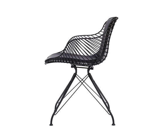 Wire Dining Chair von Overgaard & Dyrman | Stühle