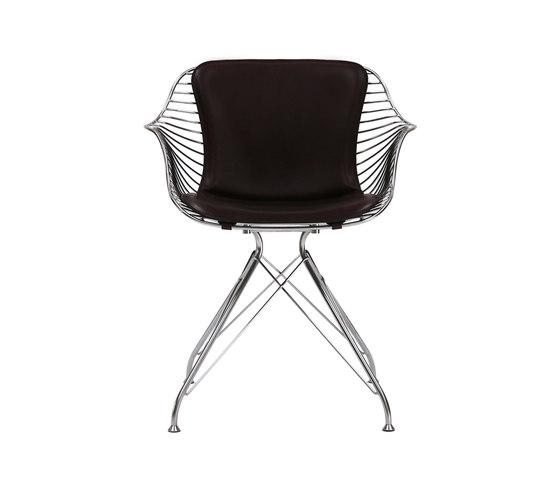 Wire Dining Chair di Overgaard & Dyrman | Sedie