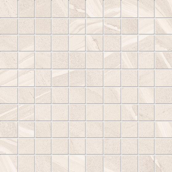 Zerodesign Mosaico Pietra Bolivian White de EMILGROUP | Mosaicos