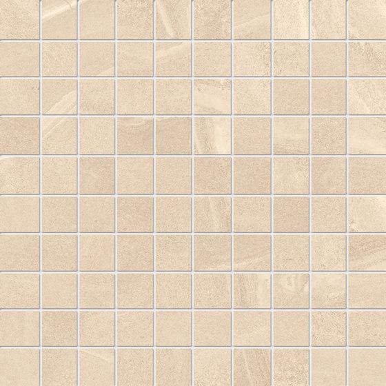 Zerodesign Mosaico Pietra Indian Beige di EMILGROUP | Mosaici ceramica