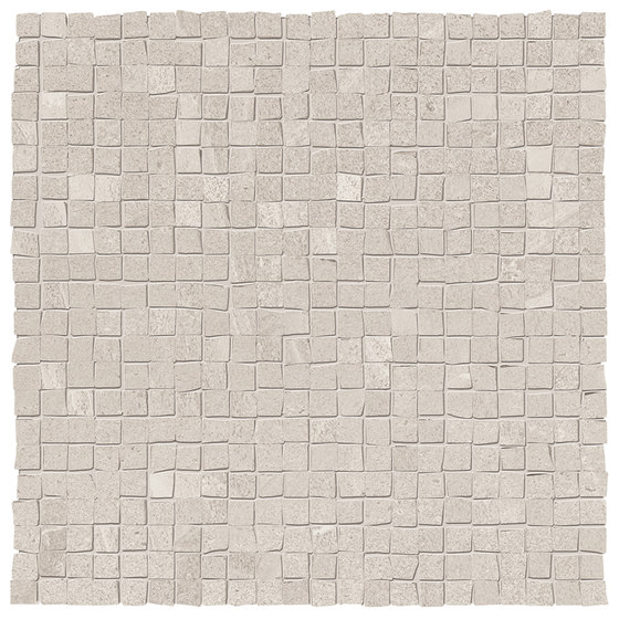 Zerodesign Mosaico Pietra Spaccata Asian Grey di EMILGROUP | Mosaici