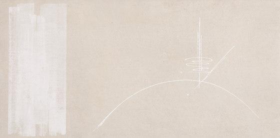 99 Volte Asia Decorato Bianco Opaco von EMILGROUP | Keramik Fliesen