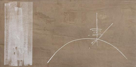 99 Volte Asia Decorato Terra Opaco von EMILGROUP | Keramik Fliesen
