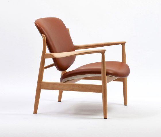 France Chair von House of Finn Juhl - Onecollection | Loungesessel