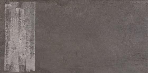 99 Volte Asia Riposo Nero Opaco von EMILGROUP | Keramik Fliesen
