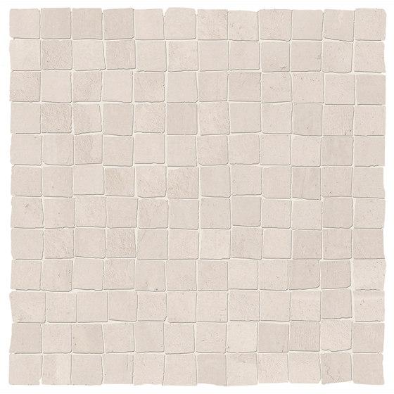99 Volte Mosaico Bianco Opaco by EMILGROUP | Ceramic mosaics