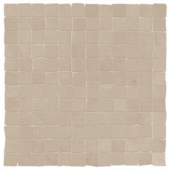 99 Volte Mosaico Crema Opaco di EMILGROUP | Mosaici ceramica