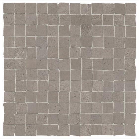 99 Volte Mosaico Grigio Opaco di EMILGROUP | Mosaici ceramica